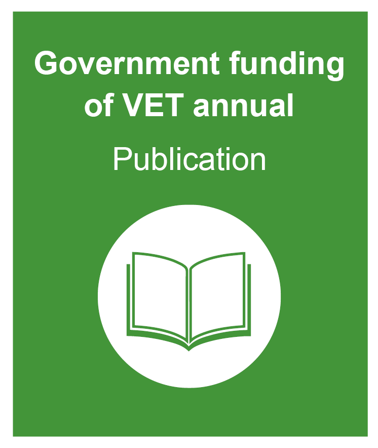 VET fundng annual publication