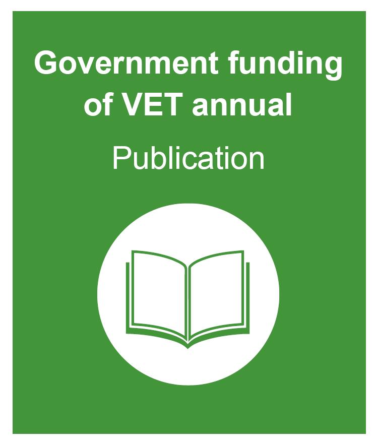 VET fundng annual publication