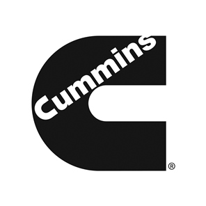 Logo and hyperlink to Cummins Inc. website