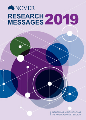 Research messages 2019 cover